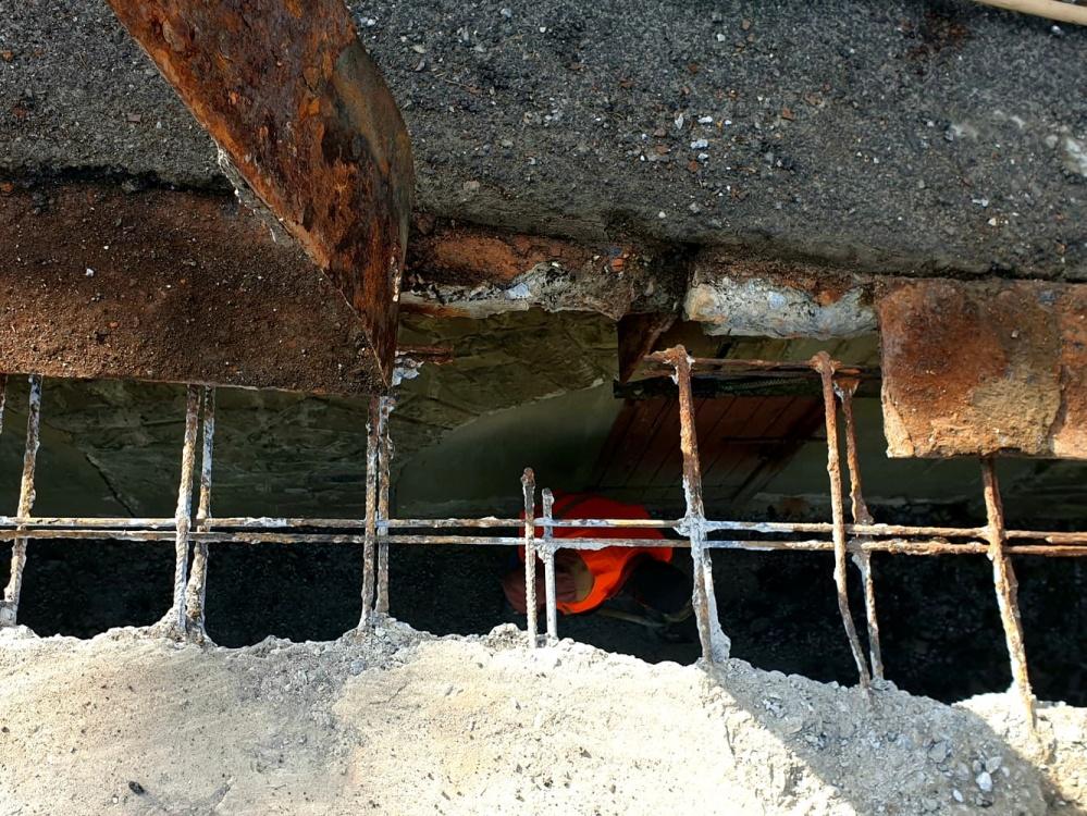 ремонт тротуарних плит