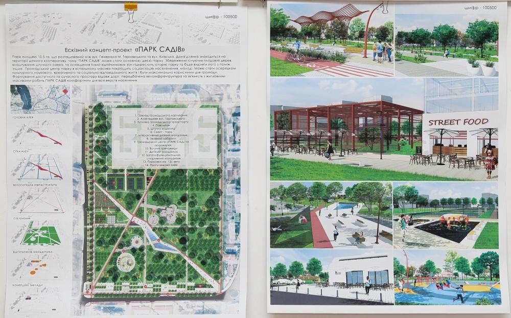 новий парк, тернопіль, фото, проекти, тернопільський тиждень