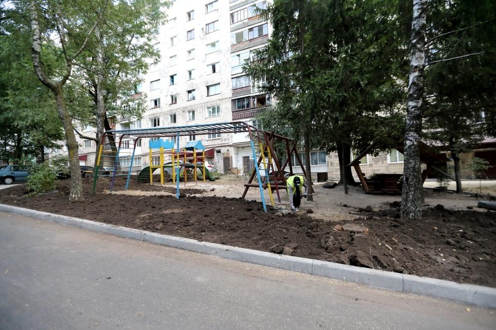 ремонт проїзду у Тернополі