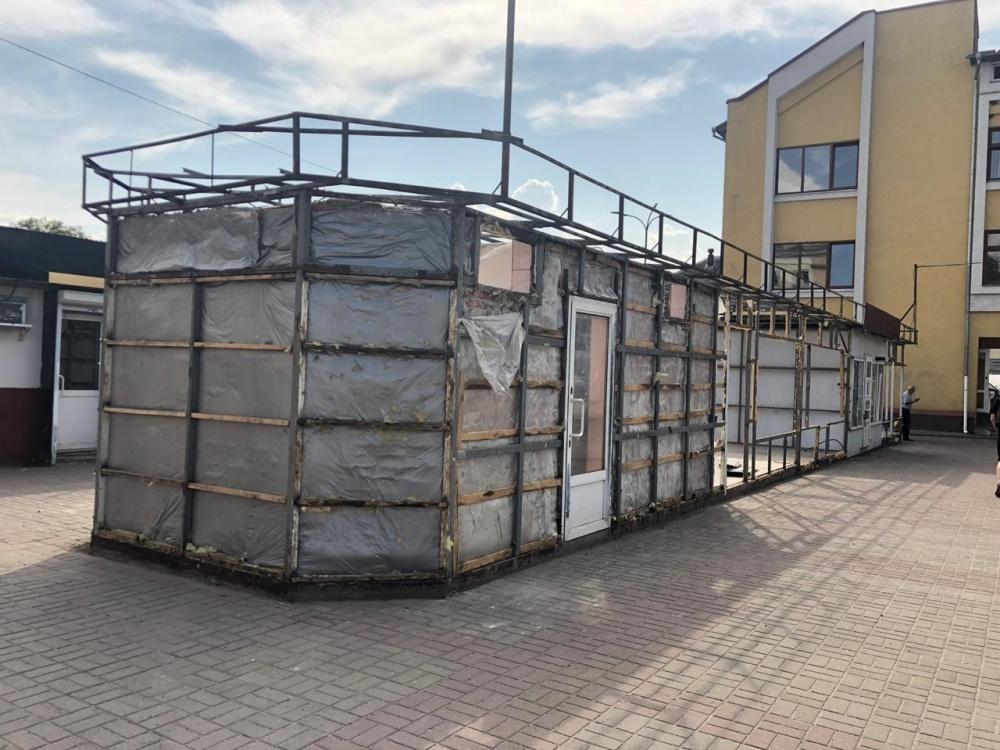 привокзальна площа, тернопіль, реконструкція, фото, тернопільський тиждень