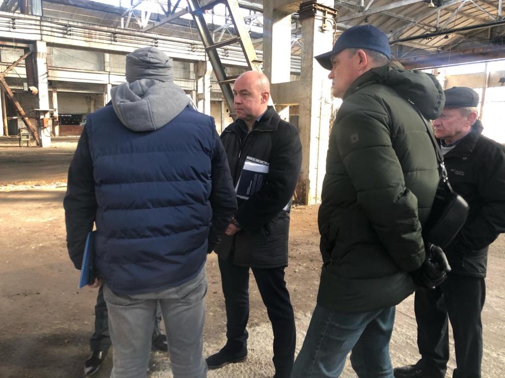 Сергій Надал зустрівся з підприємцями