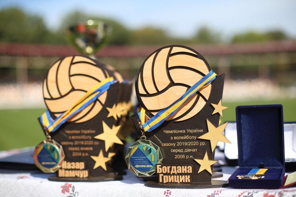 День фізичної культури та спорту нагородження Тернопіль