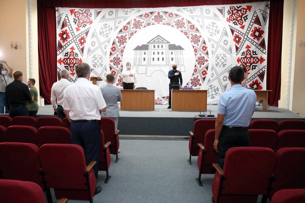 Сесія Тернопільська міська рада 3 серпня червона зона