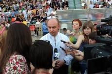 Сергій Надал: «До Дня Незалежності та Дня міста городяни побачать Тернопіль оновленим»