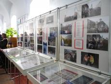У Тернополі відкрили виставку, присвячену подіям Майдану