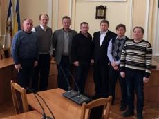 Делегація з міста Бровари вивчає в Тернополі роботу системи відеоспостереження