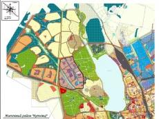 Детальний план території житлового району «Кутківці»