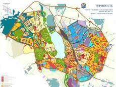 Повідомлення про проведення громадських слухань: «м. Тернопіль. Коригування плану зонування території міста»