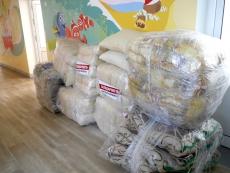 Тернопільська дитяча лікарня отримала допомогу від «БПП «Солідарність»