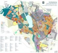 Проект рішення про затвердження містобудівної документації «м. Тернопіль. Внесення змін до Генерального плану міста»