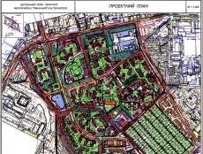 Проект рішення Про затвердження детального плану території мікрорайону «Північний»