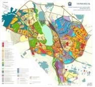 Проект рішення Про затвердження містобудівної документації «м. Тернопіль. Коригування плану зонування території міста»