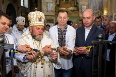 Тернополян та гостей міста запрошують відвідати унікальний музей-крипту в Архикатедральному Соборі та піднятися на оглядовий майданчик храму