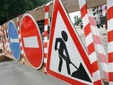 До уваги водіїв! У зв'язку з проведенням ремонтних робіт в районі вул. Гайової рух транспорту буде частково перекрито