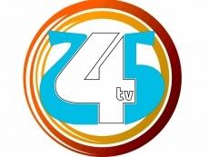 Вітання колективу телеканалу «TV-4» з 27-ою річницею від Дня заснування