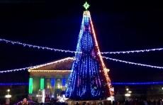 Подарунок до Миколая: 18 грудня урочисто засвітять головну ялинку Тернополя