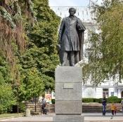 Запрошуємо тернополян висловлювати свою думку щодо демонтажу/збереження памятника Пушкіну у Тернополі