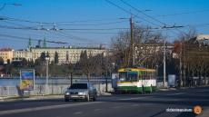 Тролейбус №104 уже курсує вулицями міста