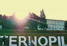 Жителі міста мають можливість виграти безкоштовну екскурсію для двох на електросамокатах «Тернопіль та його вода»