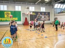 У Тернополі відбувся перший фестиваль баскетболу «Ternopil Basket Fest»