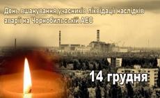 Звернення очільника Тернополя з нагоди Дня вшанування учасників ліквідації наслідків аварії на Чорнобильській АЕС