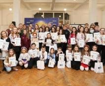 У Тернополі нагородили переможців міського етапу І Міжнародного фестивалю-конкурсу «Змагаймось за нове життя!»