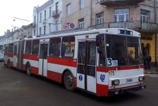 Інформуємо про тимчасову зміну руху тролейбусів №3 та №5