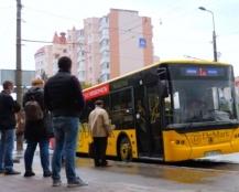 З 15 травня пенсіонери за віком зможуть безкоштовно їздити у всьому громадському транспорті Тернополя без обмежень у часі