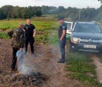 Від початку вересня працівниками муніципальної інспекції складено дев'ять адмінпротоколів за спалювання сухої рослинності