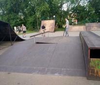 З 27 по 30 липня у Тернополі проводитиметься поточний ремонт елементів екстрим-парку, що в парку «Топільче»