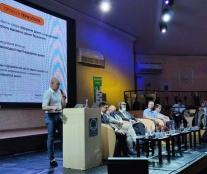Міський голова Сергій Надал поділився кращими практиками відкритого врядуванні під час муніципального форуму в Одесі