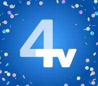 Вітання міського голови Сергія Надала з нагоди 30-річчя телеканалу TV-4
