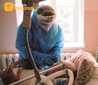 У лікувальних закладах Тернополя перебувають 236 пацієнтів з COVID-9, які потребують кисневої підтримки