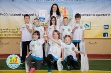 У Тернополі визначили переможців спортивного фестивалю «Ігри патріотів»