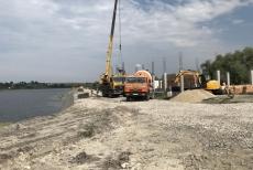 У Тернополі продовжують будівництво центру з водних видів спорту «Водна арена»