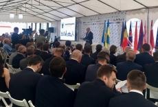 Очільник Тернополя Сергій Надал привітав учасників Міжнародного інвестиційного форуму - 2018