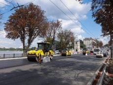 Звіт міського голови Сергія Надала про виконання ремонтних робіт у Тернополі з 28 серпня до 4 вересня 2018 року