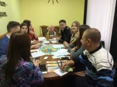 Для тернопільських студентів провели фінансову-економічну гру «Жєттєвий капітал»