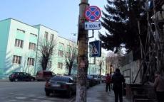 У Тернополі інспекторами з паркування винесено понад півтисячі постанов