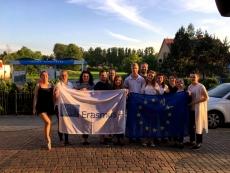 Члени Молодіжної міської ради Тернополя взяли участь у міжнародному тренінгу