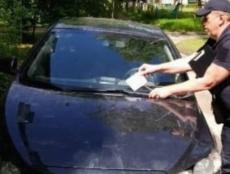 Понад 2000 постанов за порушення правил паркування винесено у Тернополі