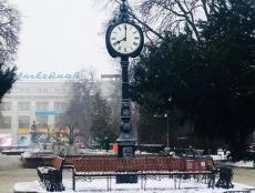 Тернопільський тристоронній годинник – найпопулярніший об'єкт за туристичним скануванням в Україні