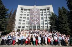 У Тернополі відбувся Х Всеукраїнський фестиваль «Цвіт вишиванки», приурочений Дню матері