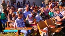 Вітання міського голови Сергія Надала громади села Глядки