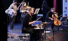 Сергій Надал привітав учасників та глядачів Міжнародного фестивалю сучасної імпровізаційної музики «JazzBez»