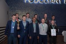 Тернопільська міська рада – бронзовий призер другої футзальної ліги Тернопільської області