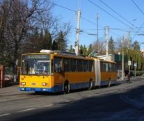 Увага!  28 жовтня з 13.00 до 15.00 год. будуть внесені зміни у роботу тролейбусів на маршрутах №№7,10,11