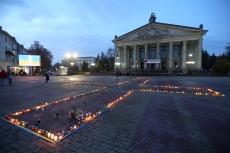 У Тернополі вшанували пам'ять жертв Голодоморів (фото)