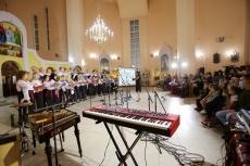 Церковний хор «Глорія» у Тернополі відзначив 25-річчя (фото)