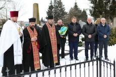 У Тернополі вшанували пам'ять першого українського бургомістра Володимира Лучаківського